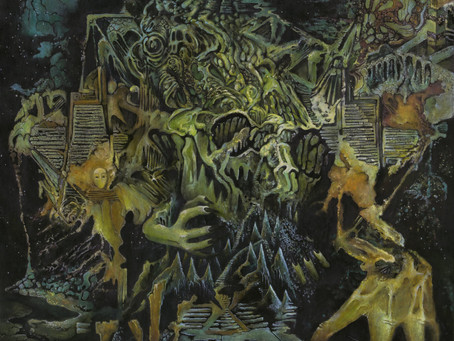 #review: King Gizzard And The Lizard Wizard - Murder Of The Universe