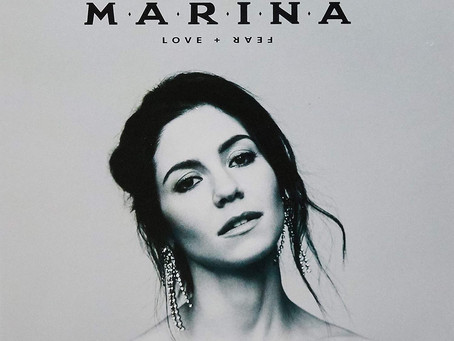 #review: MARINA - Love
