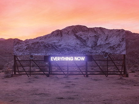 #review: Arcade Fire - Everything Now