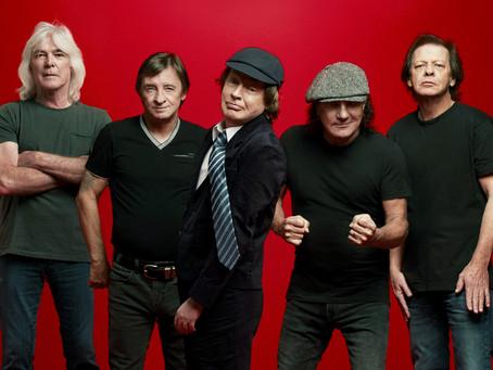 Νέο κομμάτι από τους AC/DC
