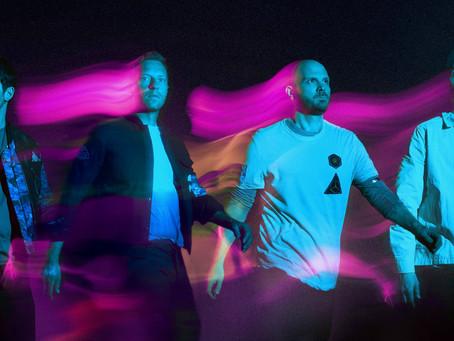 Άκου το νέο single των Coldplay