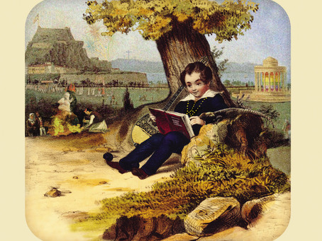 #review: Τα Παιδιά Της Παλαιότητας - Ενθύμιον Νεανικών Συντροφιών