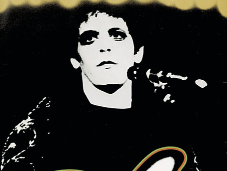 #BestOfTheRest: Lou Reed - Transformer