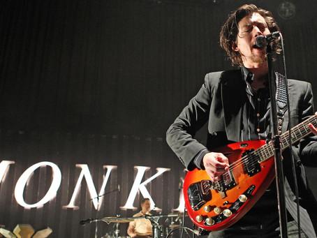 Επιστρέφουν με live άλμπουμ οι Arctic Monkeys