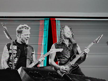 #watchlist: Metallica - Cunning Stunts