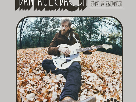 #review: Dan Auerbach - Waiting On A Song