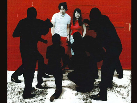 #BestOfTheRest: The White Stripes - White Blood Cells