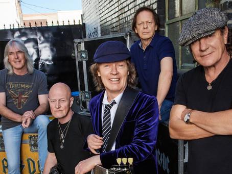Νέο άλμπουμ από τους AC/DC;