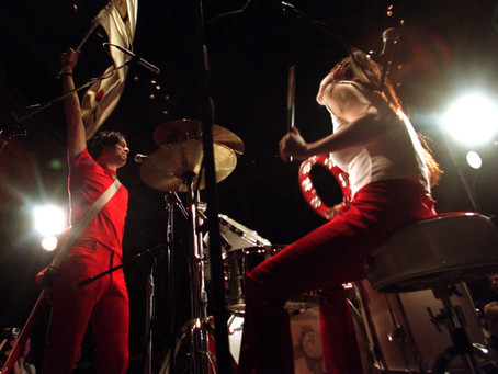 From The Basement: Δες ολόκληρη τη θρυλική εμφάνιση των White Stripes