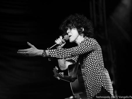 #LiveReport: LP - Monophonics - Lola Marsh - Angelika Dusk @ Τεχνόπολη