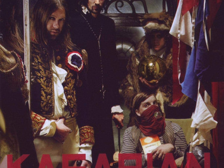 #BestOfTheRest: Kasabian - West Ryder Pauper Lunatic Asylum