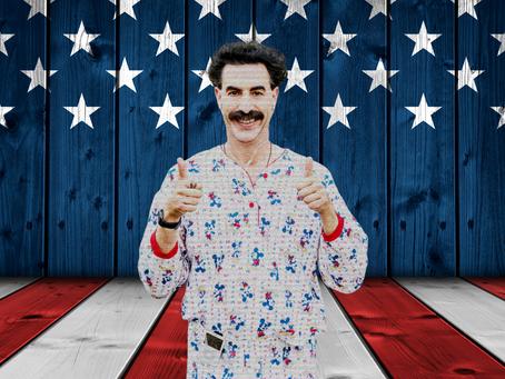 Η επιστροφή του Borat στην Αμερική της πόλωσης