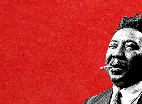 #TurnItUp: Muddy Waters - Electric Mud