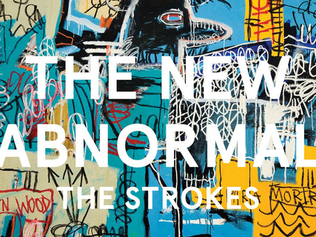 #review: The Strokes - The New Abnormal