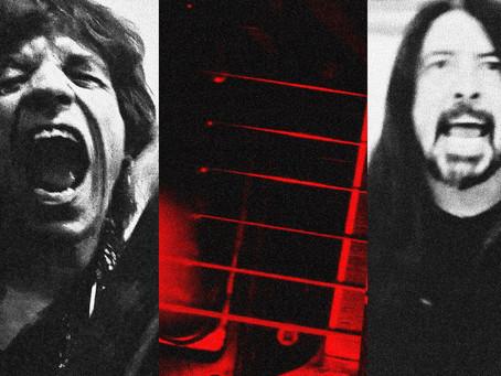 Mick Jagger και Dave Grohl συνεργάζονται σε νέο κομμάτι