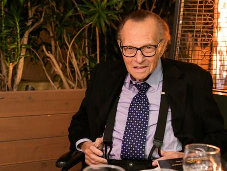 Έφυγε από τη ζωή ο Larry King