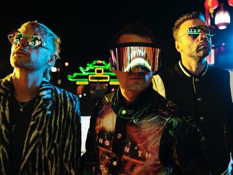O Matt Bellamy γράφει το νέο άλμπουμ των Muse