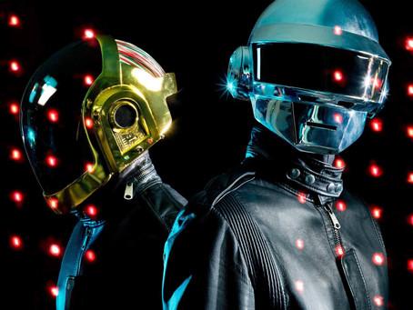 Αυλαία για τους Daft Punk