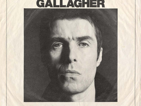#review: Liam Gallagher - As You Were