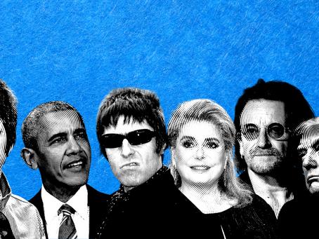Το #metoo, οι U2 και λοιπά τζέρτζελα των Celebrity Politics