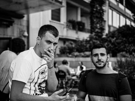 O Χρήστος Δανιηλίδης και ο Μιχάλης Μαλανδράκης ζουν στην εποχή της άρνησης του θανάτου