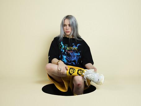 Νέο single από την Billie Eilish