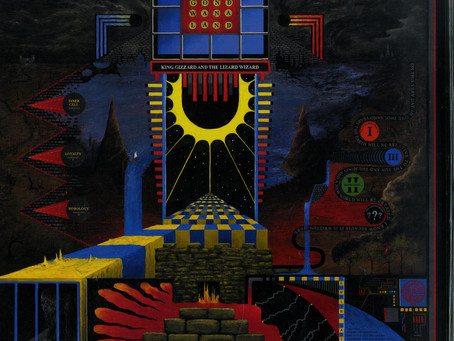 #review: King Gizzard And The Lizard Wizard - Polygondwanaland