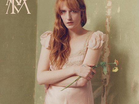 #review: Florence + The Machine - High As Hope
