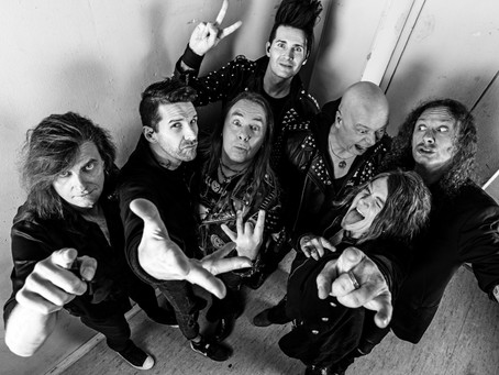 Ακυρώνεται η εμφάνιση των Helloween στο AthensRocks