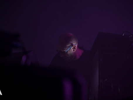 #LiveReport: The Chemical Brothers @ Ολυμπιακό Κέντρο Ξιφασκίας