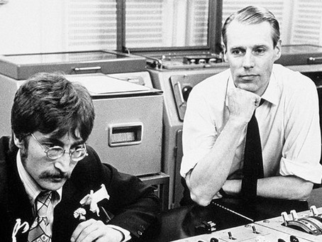 O George Martin ήταν ο άνθρωπος που οι Beatles είδαν σαν πατέρα