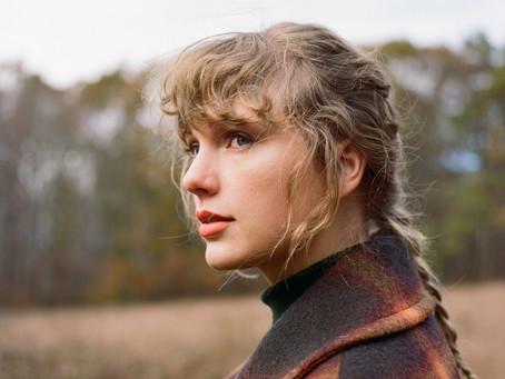Νέο άλμπουμ από την Taylor Swift