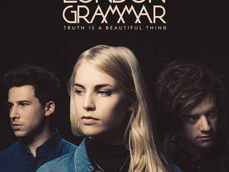 #review: London Grammar - Truth Is A Beautiful Thing