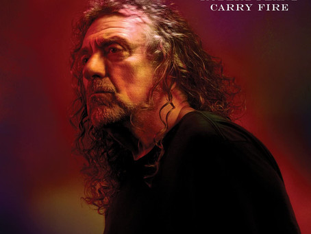 #review: Robert Plant - Carry Fire