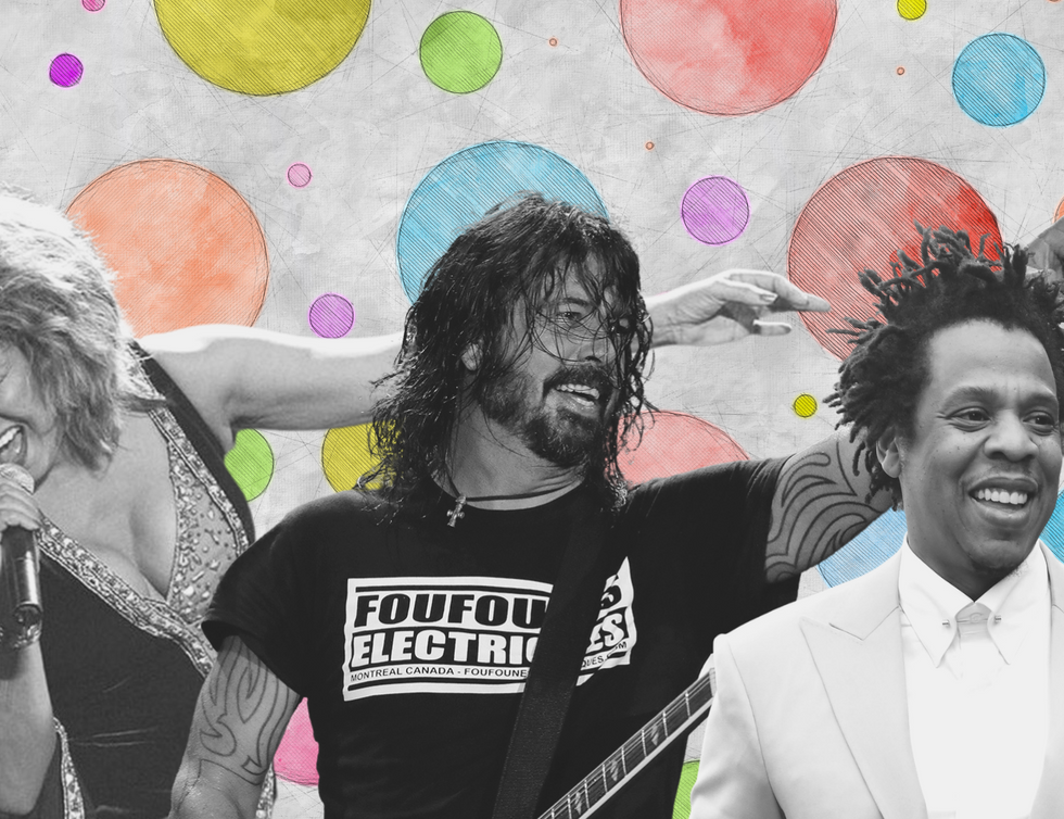 Foo Fighters, Jay-Z και Tina Turner εισάγoνται στο Rock & Roll Hall Of Fame