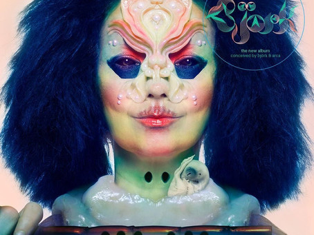 #review: Björk - Utopia
