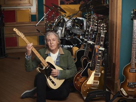 Ο Paul McCartney κυκλοφορεί reimagined εκδοχή του τελευταίου του άλμπουμ