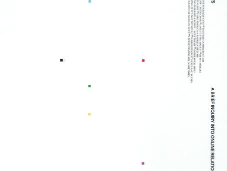 #review: The 1975 - A Brief Inquiry Into Online Relationships