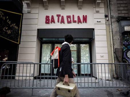 Le Bataclan: Η νύχτα που η μουσική σίγησε