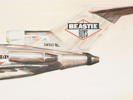 #BestOfTheRest: Beastie Boys - Licensed To Ill