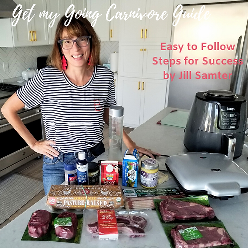 30 DAY GOING CARNIVORE GUIDE