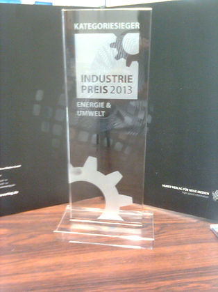 O2E Recycling Technologies - Industry Award 2013