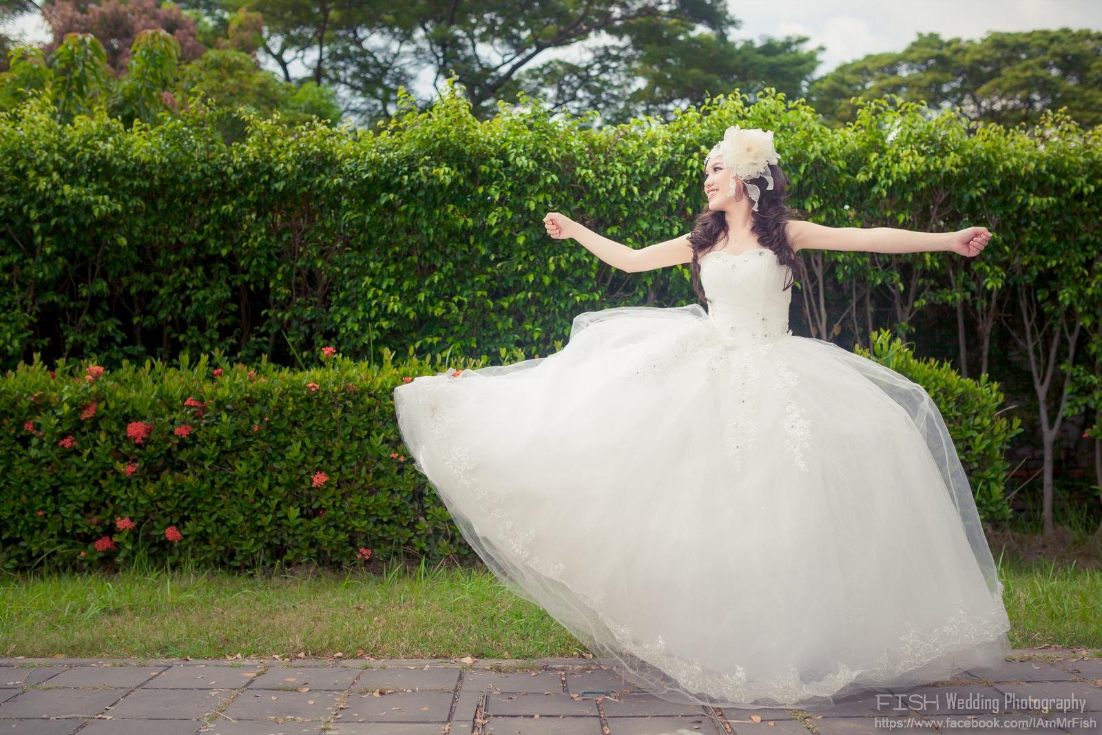 【單人婚紗】怡君幸福婚紗