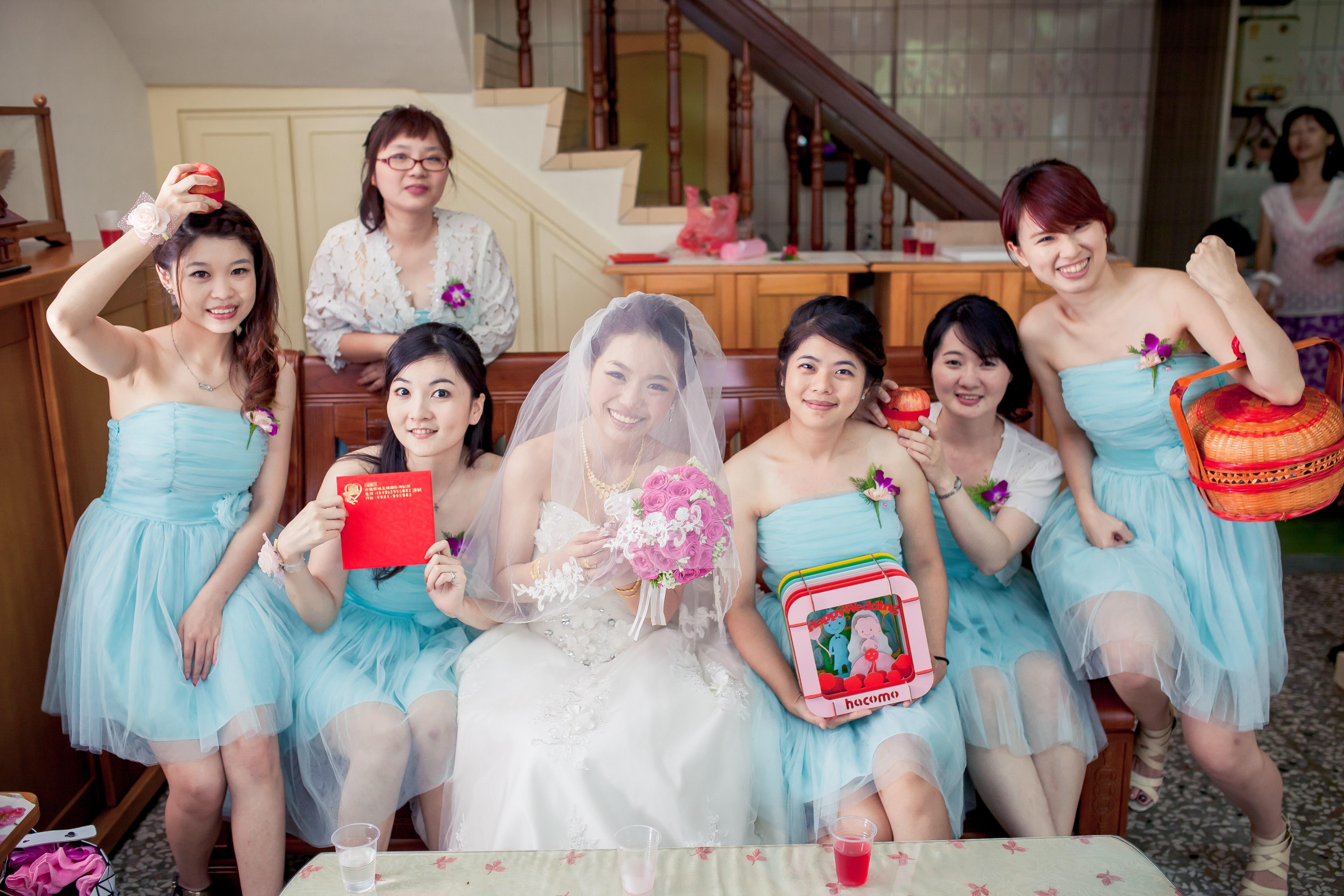【Wedding】嘉芳+偉倫婚禮