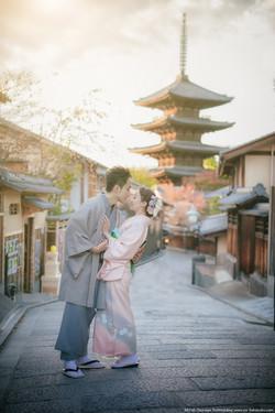 【2014日本海外婚紗】郁玲+安嘉