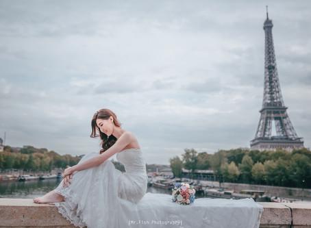 [Overseas prewedding ]2017_巴黎婚紗