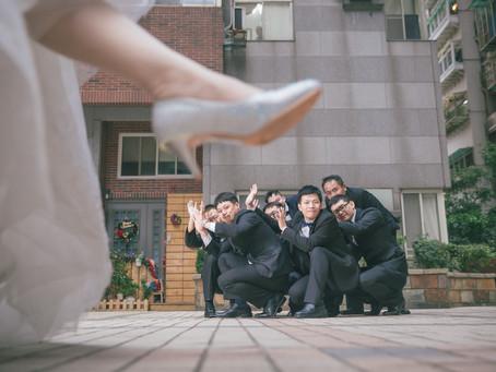 【婚禮大小事】就是喜歡合照