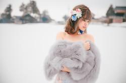 【2017冬。日本。女神】Fiona