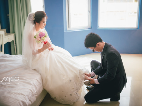 【婚禮大小事】婚禮紀錄當天新人應該做的五件事情