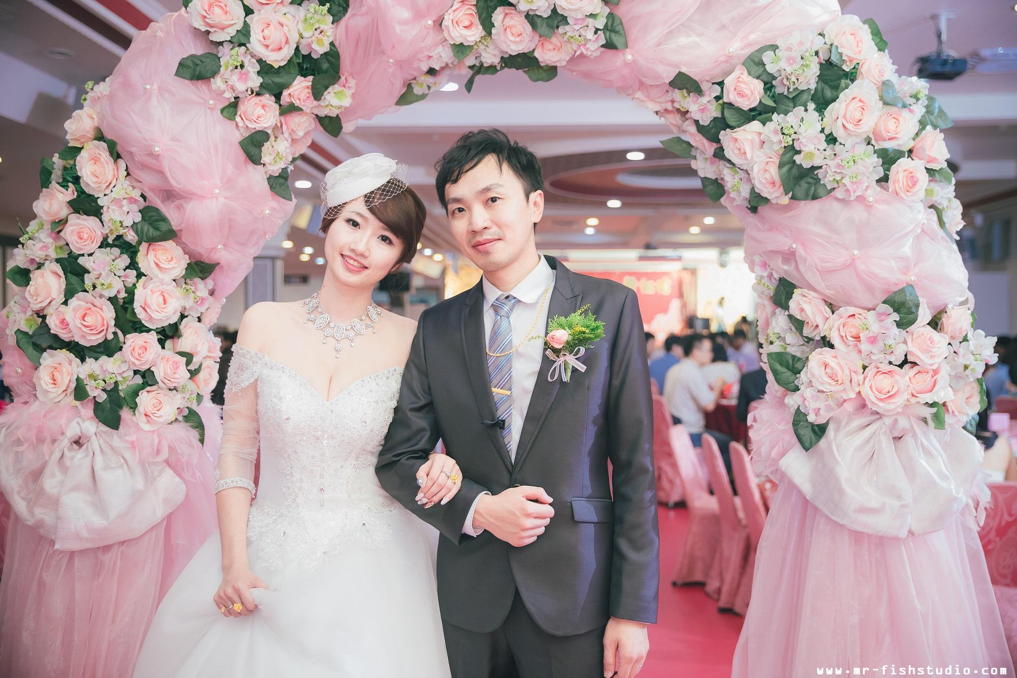 【Wedding】Ming+Fen